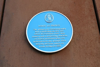Broadcasting Place Blue Plaque