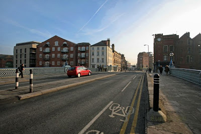 Leeds Bridge Roadway