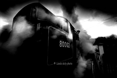 80002 Train Steam Yorks