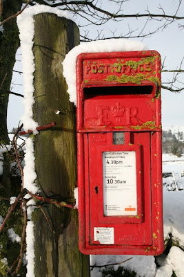 Post Box Yorkshire