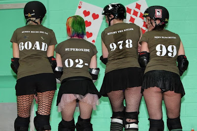 Blitz Dames Rear