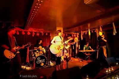 Hannah Trigwell Band Leeds