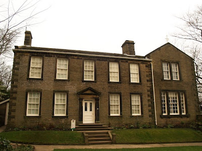Bronte Parsonage Haworth Yorkshire