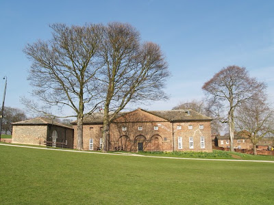 Stable Block Temple Newsam Estate Leeds