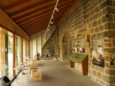 Kirkstall Abbey Visitor Centre
