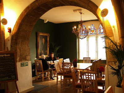 Abbey House Museum Leeds Cafe