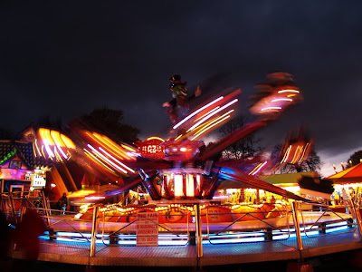 Funfair Bradford Lister Park