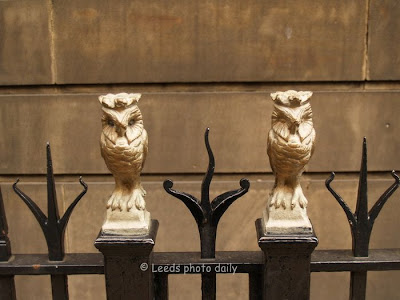 Leeds Owls Railings