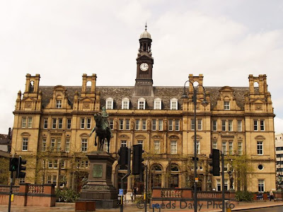 Old Post Office Building City Square Leeds