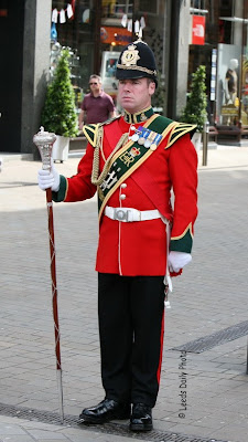 Drum Major 1 Yorkshire Regiment Leeds