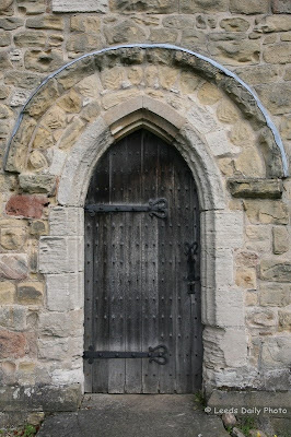 Leper Chapel Door Ripon
