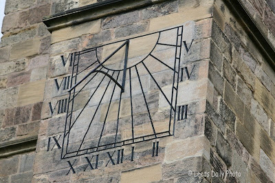 Sundial Ripon Cathedral