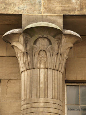 Pillar Temple Works Leeds