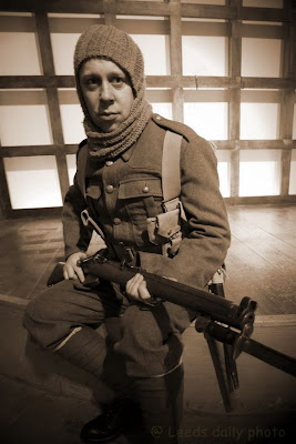 WW1 Soldier Leeds