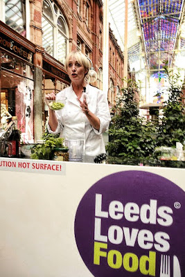 Leeds Loves Food Lesley Waters