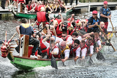 Dragon Boats Leeds