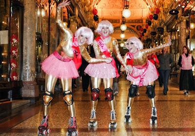 Roller Girls VQ Leeds