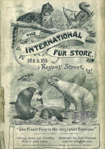 Old Fur advert