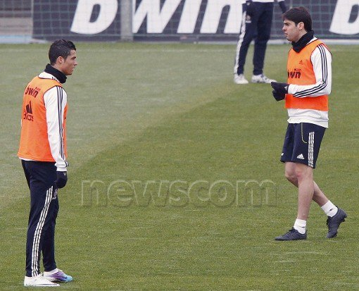 cristiano ronaldo 2011 boots. Cristiano Ronaldo Training