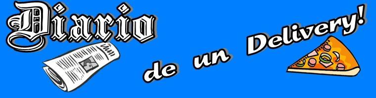 Diario De Un Delivery!