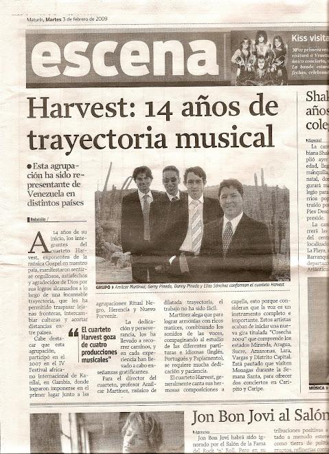 Articulo de Prensa del diario La Prensa