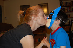 Mommy loves her Batman!