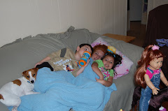 Snuggle time is an absolute favorite in the Guajardo household!