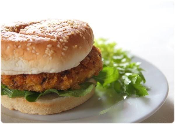 tasca da elvira hamburgers croustillants au poulet. Black Bedroom Furniture Sets. Home Design Ideas