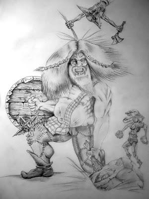 El rincón del dibujante. Johan+El+Gigante