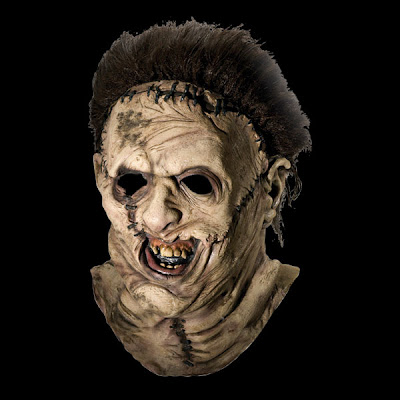 Leatherface Scary Horror Movie Characters Halloween Masks Pictures Seen on www.VyperLook.com