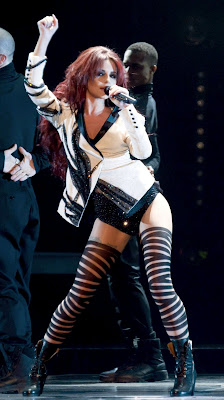 Cheryl Cole Perfroms at X-Factor Seen On  www.coolpicturegallery.us