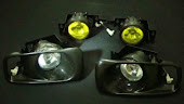 Honda Civic EK Foglamp