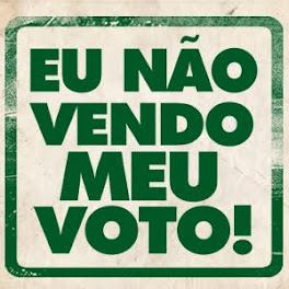CAROS ELEITORES DE SÃO VICENTE DIGAM NÃO AOS POLÍTICOS QUE QUEIRAM COMPRA O SEU VOTO.  DIGA: