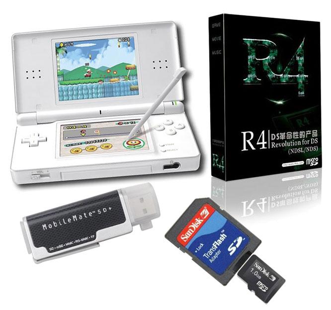 descargar juegos de nds para r4