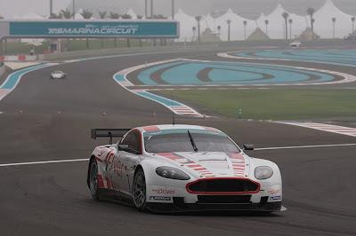 Young Driver AMR Abu Dhabi