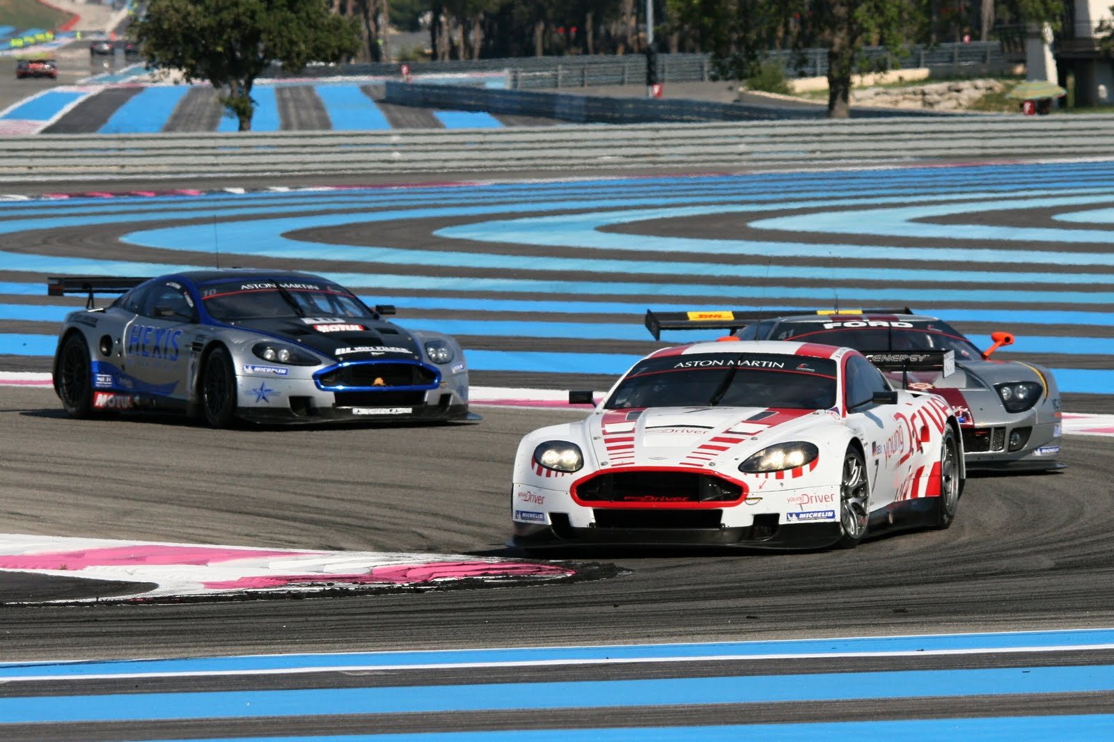 the GT1 World Championship