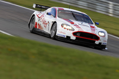 Young Driver AMR: Pole Position at the Nürburgring