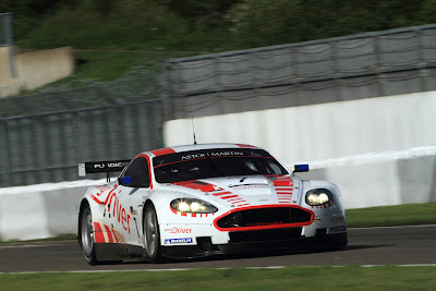 Young Driver AMR targets top of championship