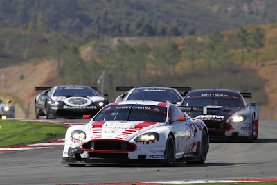 Young Driver AMR: Top 10 finish in Portugal