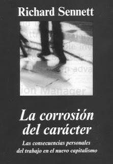 La Corrosion del Caracter   Richard Sennett