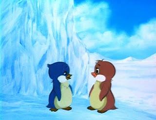 мультфильм Приключения пингвинёнка Лоло
