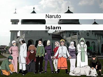 Gambar Anime Naruto Islam Manga Zone Jpg
