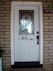 SLAP it ON YoUR door