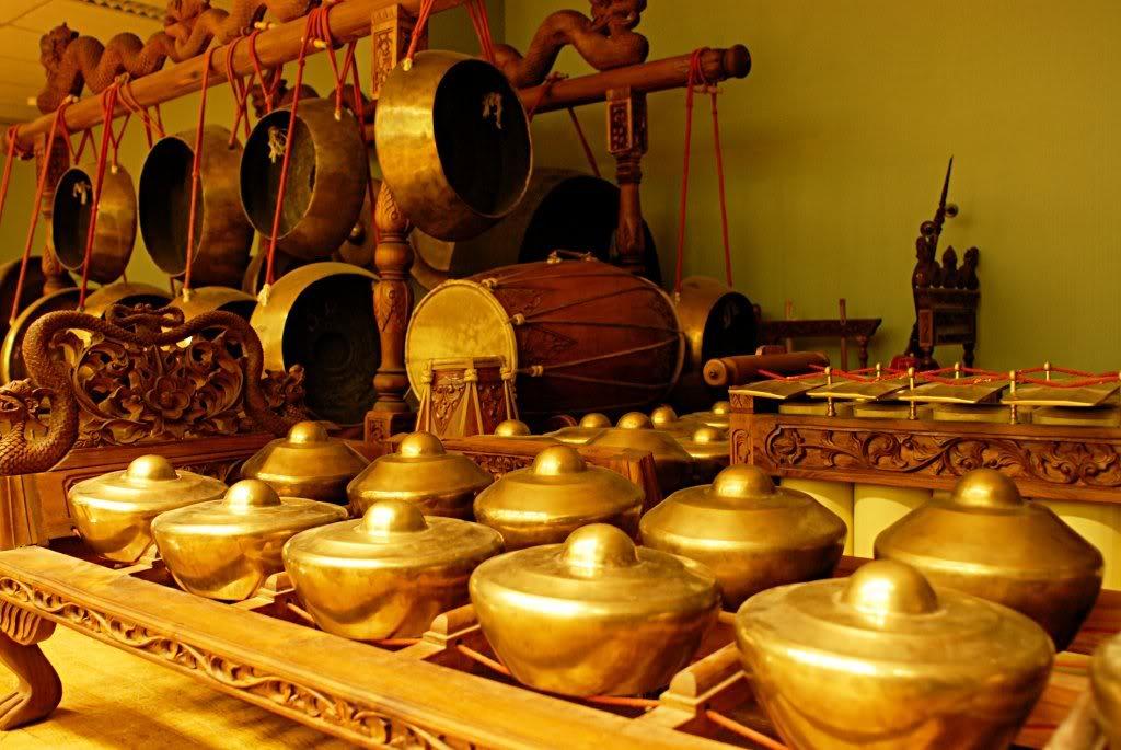 journey: Javanese Gamelan