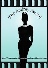 I Won The Audrey Award!!!