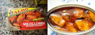 Mejillón en Salsa Gallega - Conservas Albo
