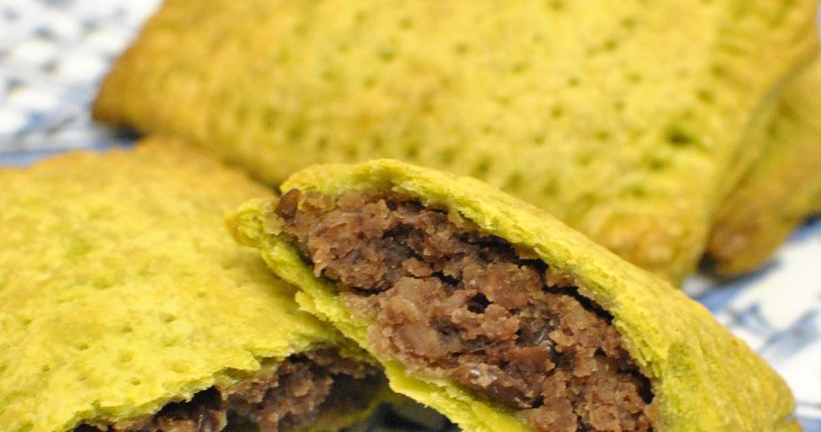 Scandi Home Matcha Pop Tarts With Sweet Red Bean Paste