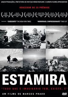 Documentário musical, ficção, literário, artistico, político, cinematográfico, series tv, bandas sonoras... - Page 3 Estamira