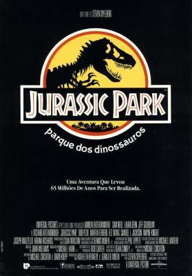 jurassic park poster03 Jurassic Park – Parque dos Dinossauros