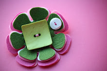 GREEN APPLE PRINCESS PETUNIA PIN
